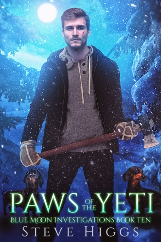 paws of the yeti